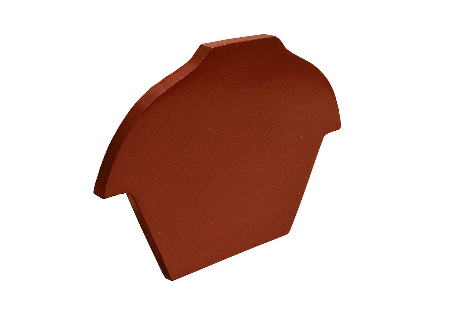 Početna pločica žlebnjaka bordo